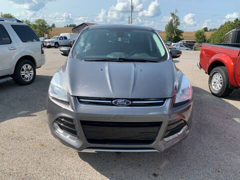 2013 Ford Escape for sale at Todd Nolley Auto Sales in Campbellsville KY