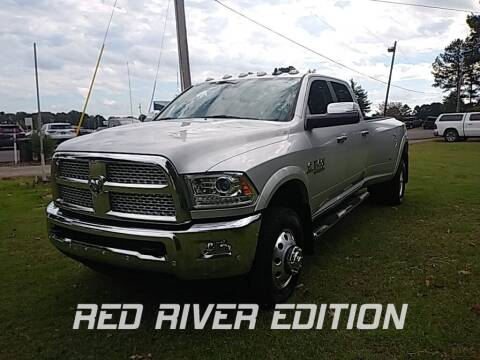 2017 RAM Ram Pickup 3500 for sale at RED RIVER DODGE - Red River of Malvern in Malvern AR