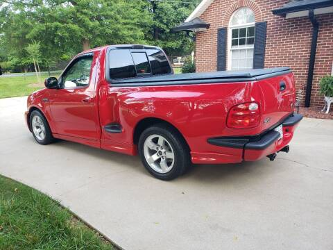 2001 Ford F-150 SVT Lightning for sale at Sigmon Motor Company Inc in Taylorsville NC