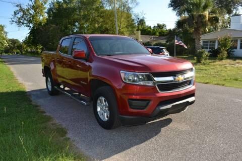 2016 Chevrolet Colorado for sale at Car Bazaar in Pensacola FL