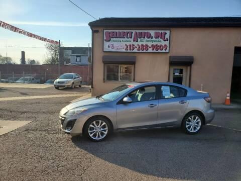2011 Mazda MAZDA3 for sale at SELLECT AUTO INC in Philadelphia PA
