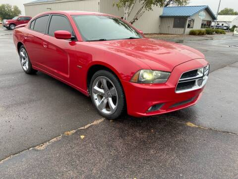 2011 Dodge Charger for sale at Hill Motors in Ortonville MN