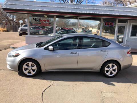 2015 Dodge Dart for sale at Midtown Motors in North Platte NE