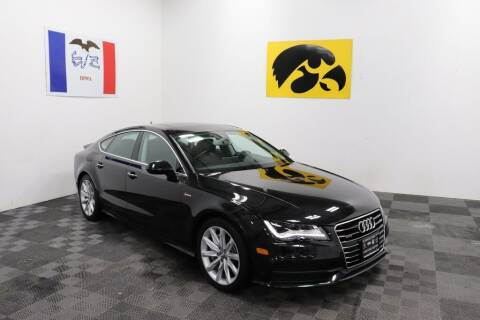 2015 Audi A7 for sale at Carousel Auto Group in Iowa City IA