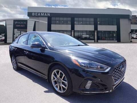 2019 Hyundai Sonata for sale at BEAMAN TOYOTA - Beaman Buick GMC in Nashville TN