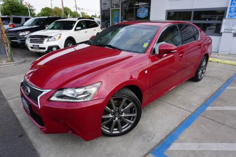 2013 Lexus GS 350 for sale at Industry Motors in Sacramento CA