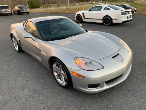2008 Chevrolet Corvette for sale at Hillside Motors in Jamestown KY