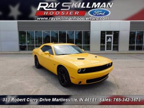 2017 Dodge Challenger for sale at Ray Skillman Hoosier Ford in Martinsville IN