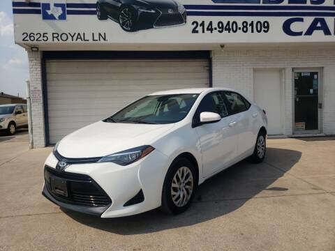 2019 Toyota Corolla for sale at Best Royal Car Sales in Dallas TX