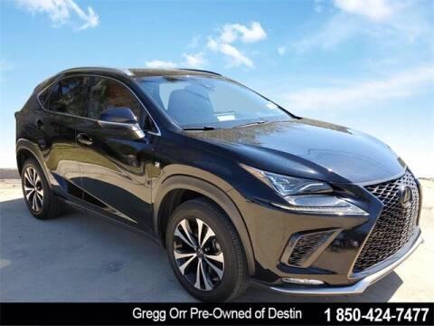 2018 Lexus NX 300 for sale at Gregg Orr Pre-Owned of Destin in Destin FL