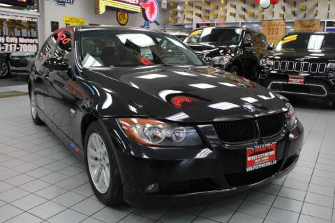 2006 BMW 3 Series for sale at Windy City Motors in Chicago IL