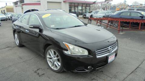 2010 Nissan Maxima for sale at Absolute Motors 2 in Hammond IN