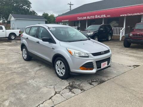 2015 Ford Escape for sale at Taylor Auto Sales Inc in Lyman SC