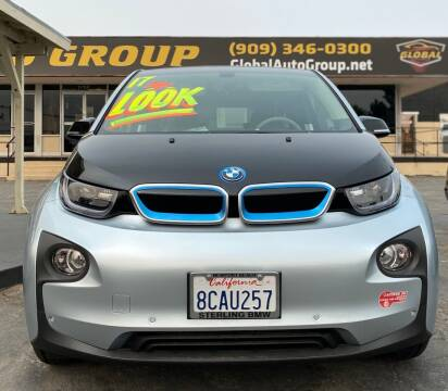 2017 BMW i3 for sale at Global Auto Group in Fontana CA