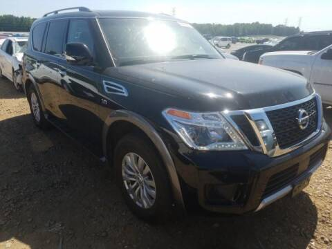 2017 Nissan Armada for sale at Ragins' Dynamic Auto LLC in Brookland AR