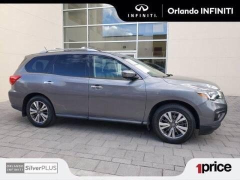 2017 Nissan Pathfinder for sale at Orlando Infiniti in Orlando FL