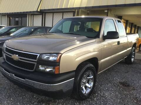 2007 Chevrolet Silverado 1500 Classic for sale at LOWEST PRICE AUTO SALES, LLC in Oklahoma City OK