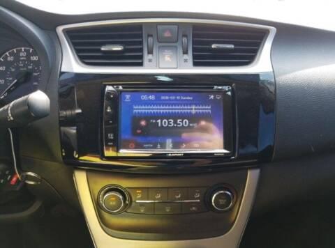 2015 Nissan Sentra for sale at JacksonvilleMotorMall.com in Jacksonville FL