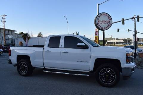 2014 Chevrolet Silverado 1500 for sale at San Mateo Auto Sales in San Mateo CA
