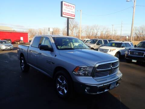 2014 RAM Ram Pickup 1500 for sale at Marty's Auto Sales in Savage MN