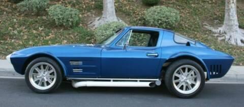 1963 Chevrolet Corvette for sale at Classic Car Deals in Cadillac MI