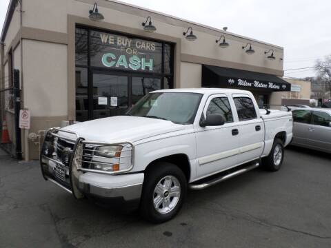 2007 Chevrolet Silverado 1500 Classic for sale at Wilson-Maturo Motors in New Haven Ct CT