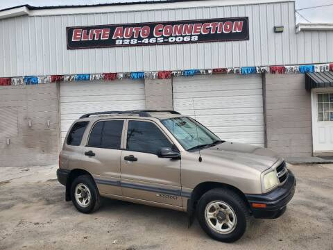 2002 Chevrolet Tracker for sale at Elite Auto Connection in Conover NC