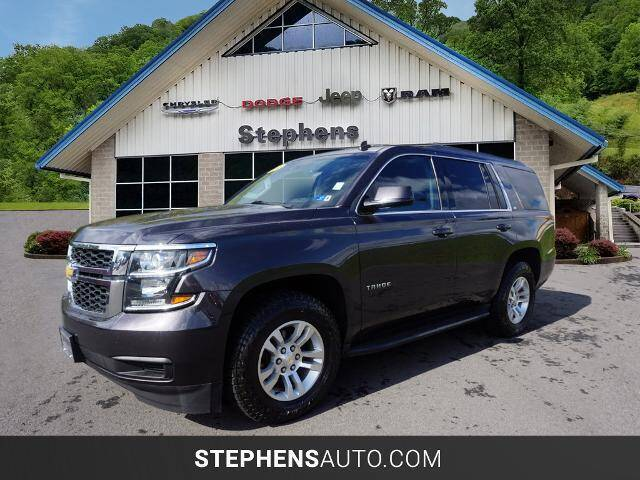 2015 Chevrolet Tahoe for sale at Stephens Auto Center of Beckley in Beckley WV