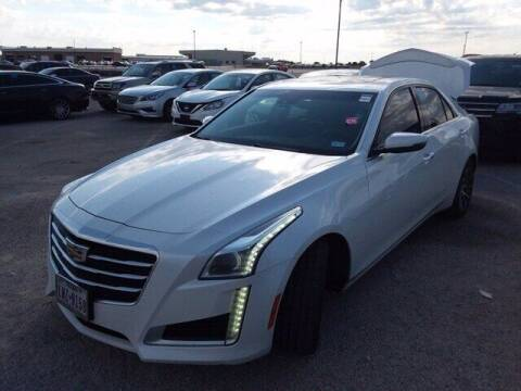 2016 Cadillac CTS for sale at Hickory Used Car Superstore in Hickory NC