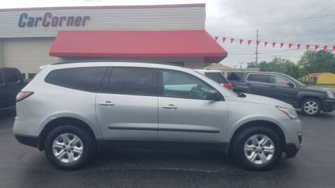 2013 Chevrolet Traverse for sale at Car Corner in Mexico MO