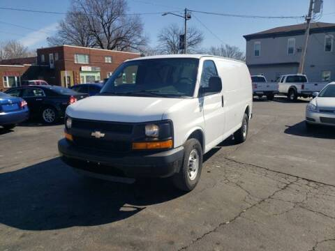 2010 Chevrolet Express Cargo for sale at JC Auto Sales in Belleville IL