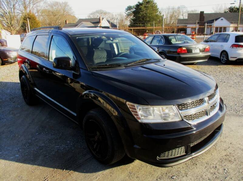 2011 Dodge Journey for sale at Family Auto Sales of Mt. Holly LLC in Mount Holly NC