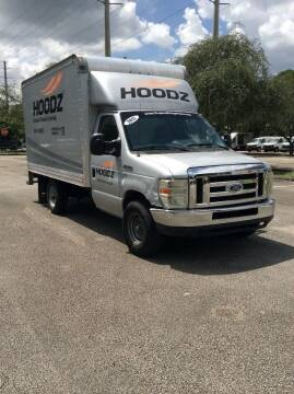 2012 Ford E-Series Chassis for sale at Tropical Motors Cargo Vans and Car Sales Inc. in Pompano Beach FL