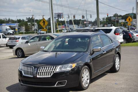2012 Lincoln MKZ for sale at Motor Car Concepts II - Kirkman Location in Orlando FL