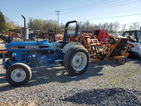 1998 Ford 3930 for sale at Vehicle Network - Joe's Tractor Sales in Thomasville NC