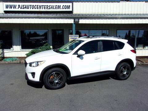 2014 Mazda CX-5 for sale at PJ's Auto Center in Salem OR