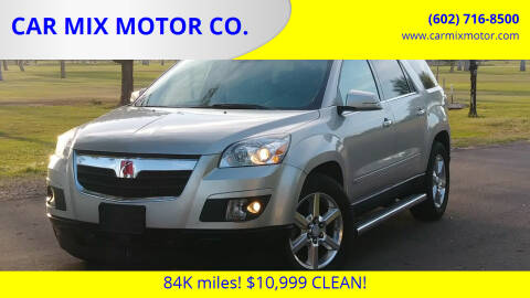 2008 Saturn Outlook for sale at CAR MIX MOTOR CO. in Phoenix AZ