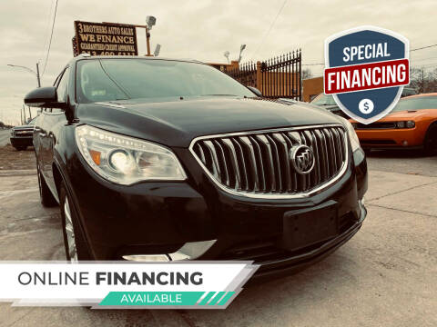 2013 Buick Enclave for sale at 3 Brothers Auto Sales Inc in Detroit MI