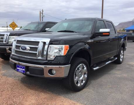 2009 Ford F-150 for sale at SPEND-LESS AUTO in Kingman AZ
