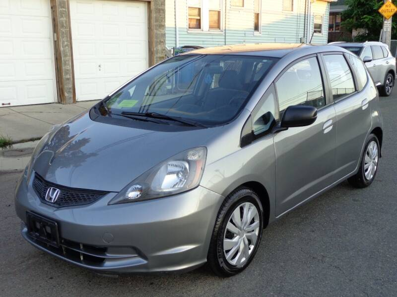 2009 Honda Fit for sale at Broadway Auto Sales in Somerville MA