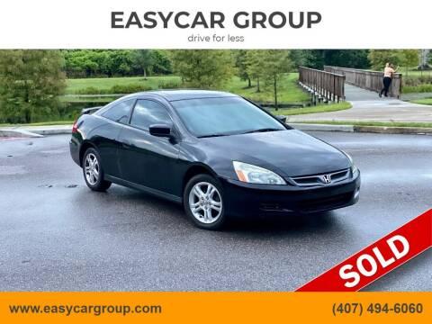 2006 Honda Accord for sale at EASYCAR GROUP in Orlando FL