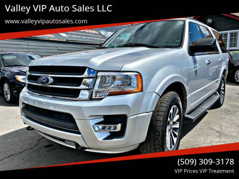 2015 Ford Expedition for sale at Valley VIP Auto Sales LLC in Spokane Valley WA