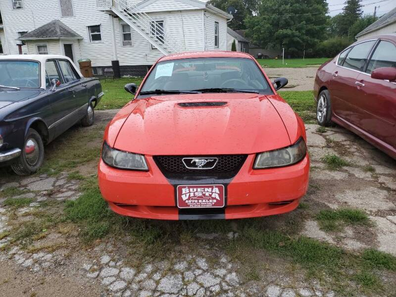 2000 Ford Mustang for sale at Buena Vista Auto Sales in Storm Lake IA