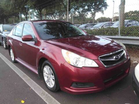 2011 Subaru Legacy for sale at Gulf South Automotive in Pensacola FL