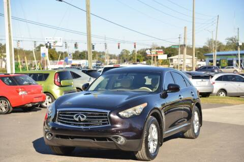 2013 Infiniti FX37 for sale at Motor Car Concepts II - Kirkman Location in Orlando FL