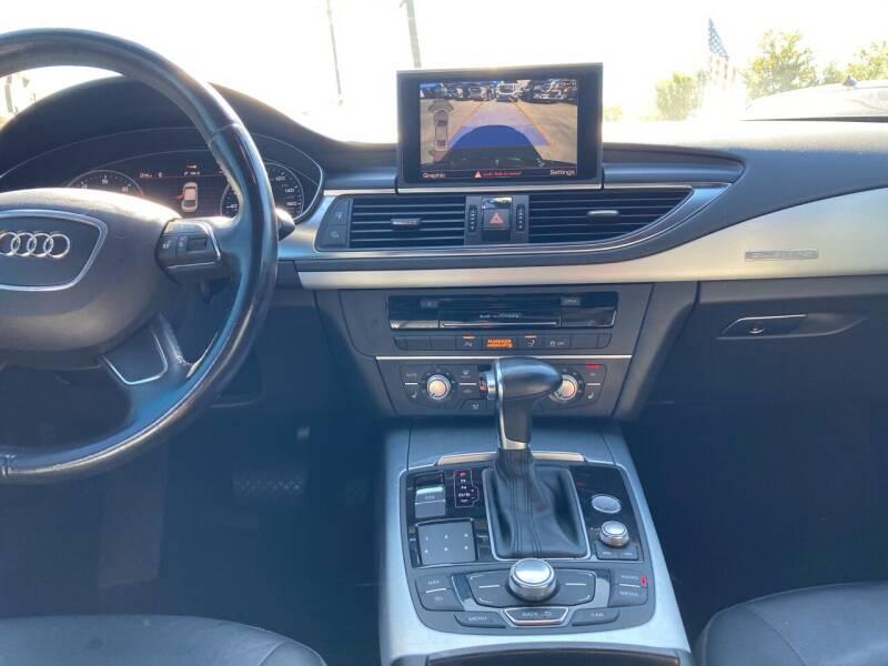 2012 Audi A7 AWD 3.0T quattro Premium Plus 4dr Sportback - Houston TX