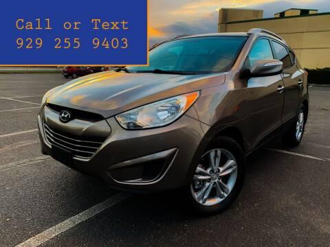 2012 Hyundai Tucson for sale at Ultimate Motors in Port Monmouth NJ