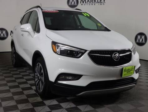 2019 Buick Encore for sale at Markley Motors in Fort Collins CO