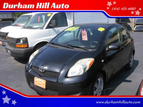 2009 Toyota Yaris for sale at Durham Hill Auto in Muskego WI
