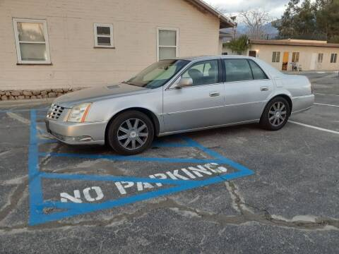2008 Cadillac DTS for sale at RN AUTO GROUP in San Bernardino CA